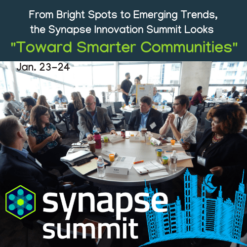 "Synapse Innovation Summit Looks ""Toward Smarter Communities"""